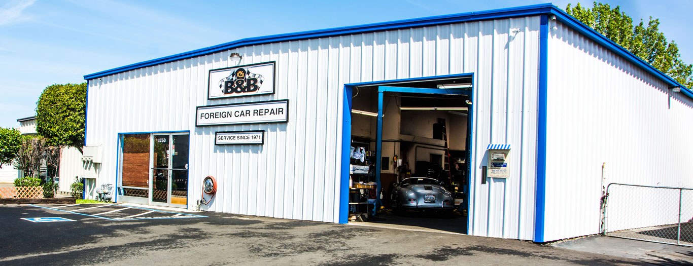 B & B Foreign Car Repair in Napa, CA