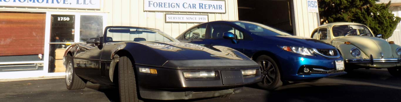 B & B FOREIGN CAR CARE Auto Repair